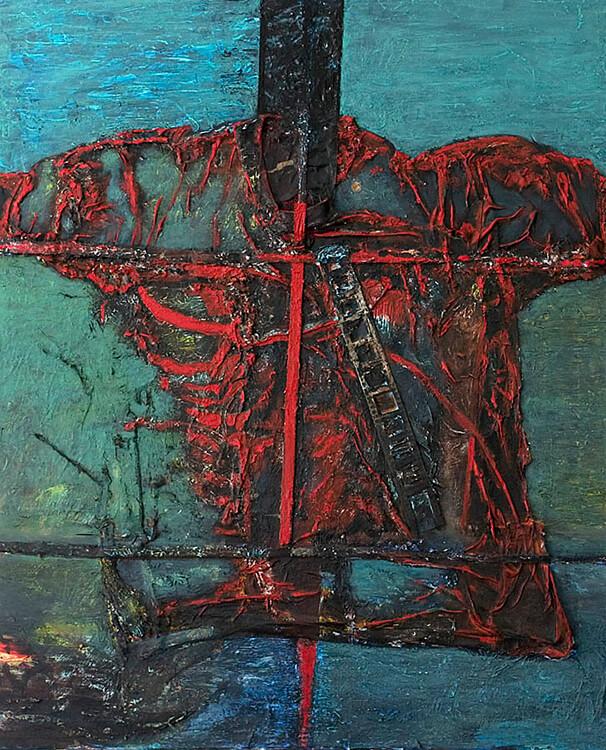 Antonio Fernández-Crucifixión